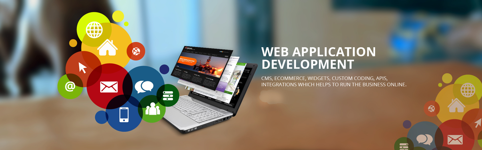 web application developmwnt
