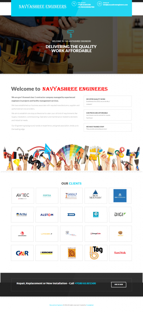 Navyashree Engineers