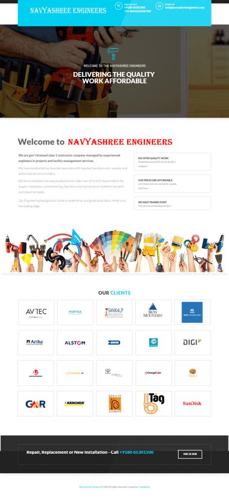 Navyashree Engineers